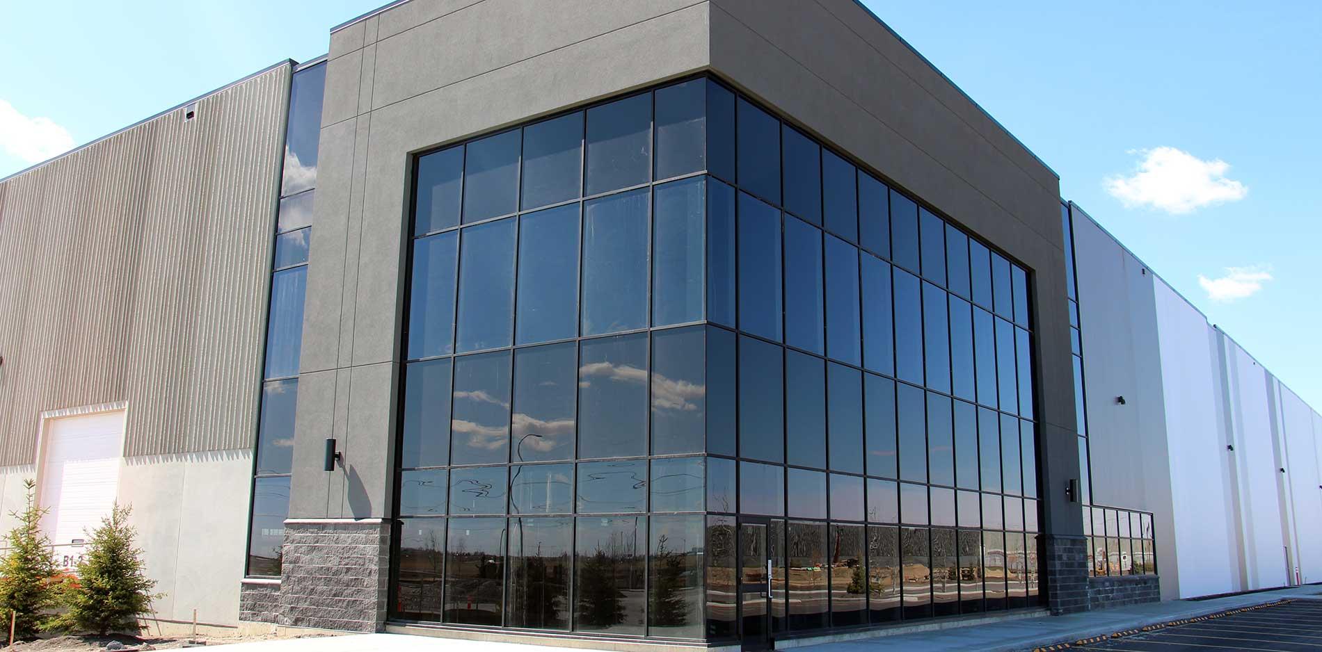 Architecture Glazing Calgary