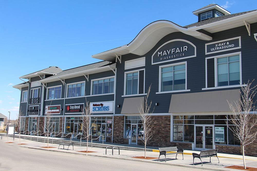 Mahogany Shopping Plaza, Calgary, Alberta