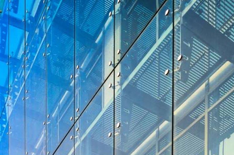 Spyder glass systems